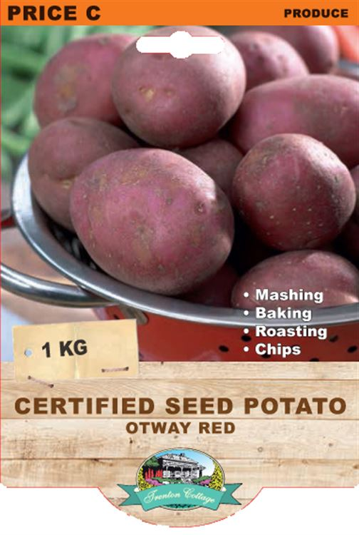 Picture of CERTIFIED SEED POTATO - OTWAY RED