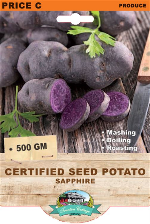 Picture of CERTIFIED SEED POTATO - SAPPHIRE